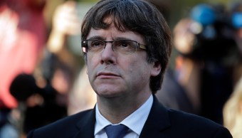 España emite orden detención Carles Puigdemont
