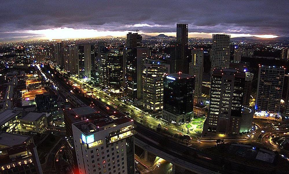 panoramica del valle de méxico 14 de noviembre