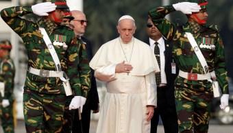 El papa Francisco pide medidas eficaces ante drama de los rohinyá
