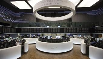 Pérdidas en Alemania presionan a las Bolsas europeas
