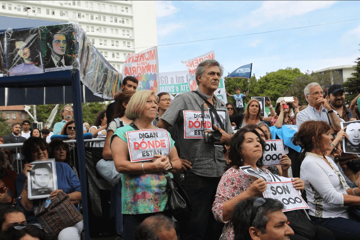 Condenan a Astiz a prisión perpetua por crímenes de lesa humanidad