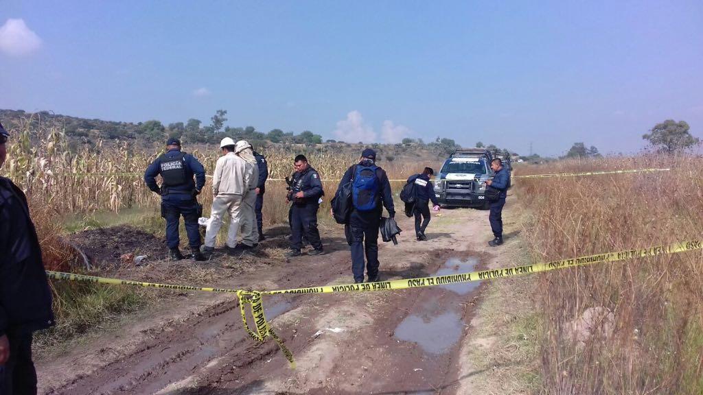 Policía Federal asegura toma clandestina de Gas LP en Edomex