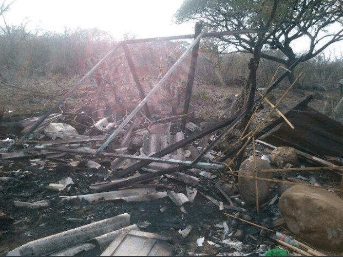 Explota polvorín en Tlajomuloco de Zúñiga, Jalisco