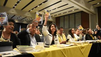 PRD aprueba convocatoria para elegir a sus candidatos para 2018
