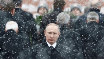 Putin insta de a países que poseen armas químicas a destruirlas