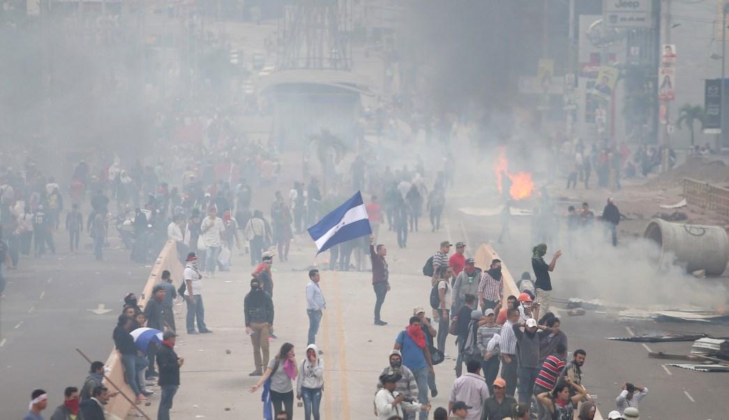 Siguen protestas Honduras acusaciones fraude electoral