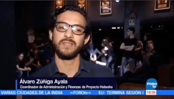 Proyecto Habesha Busca Ayudar Estudiantes Sirios