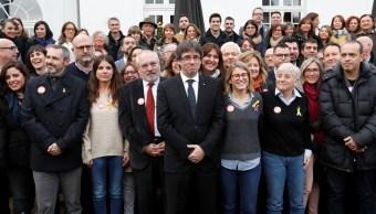 Puigdemont pide al Gobierno que 'saque sus garras autoritarias' de Cataluña