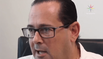 Rafael Lizárraga Favela, exsecretario de Turismo de Sinaloa