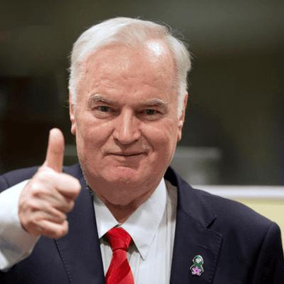Cadena perpetua para Mladic, 'el carnicero de Bosnia', por genocidio