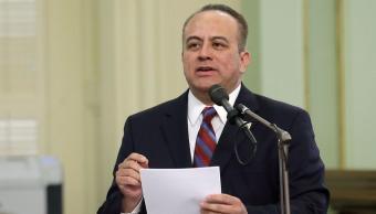 Asambleísta California renuncia denuncias acoso sexual