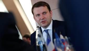 Recortes de producción de petróleo perjudican la economía rusa: ministro