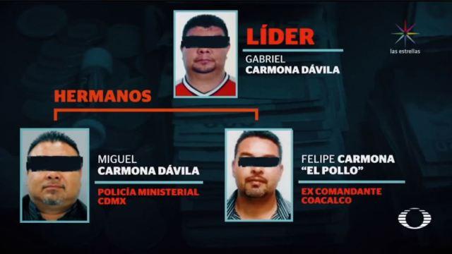 prestamistas colombianos sistema gota gota protegidos expolicias