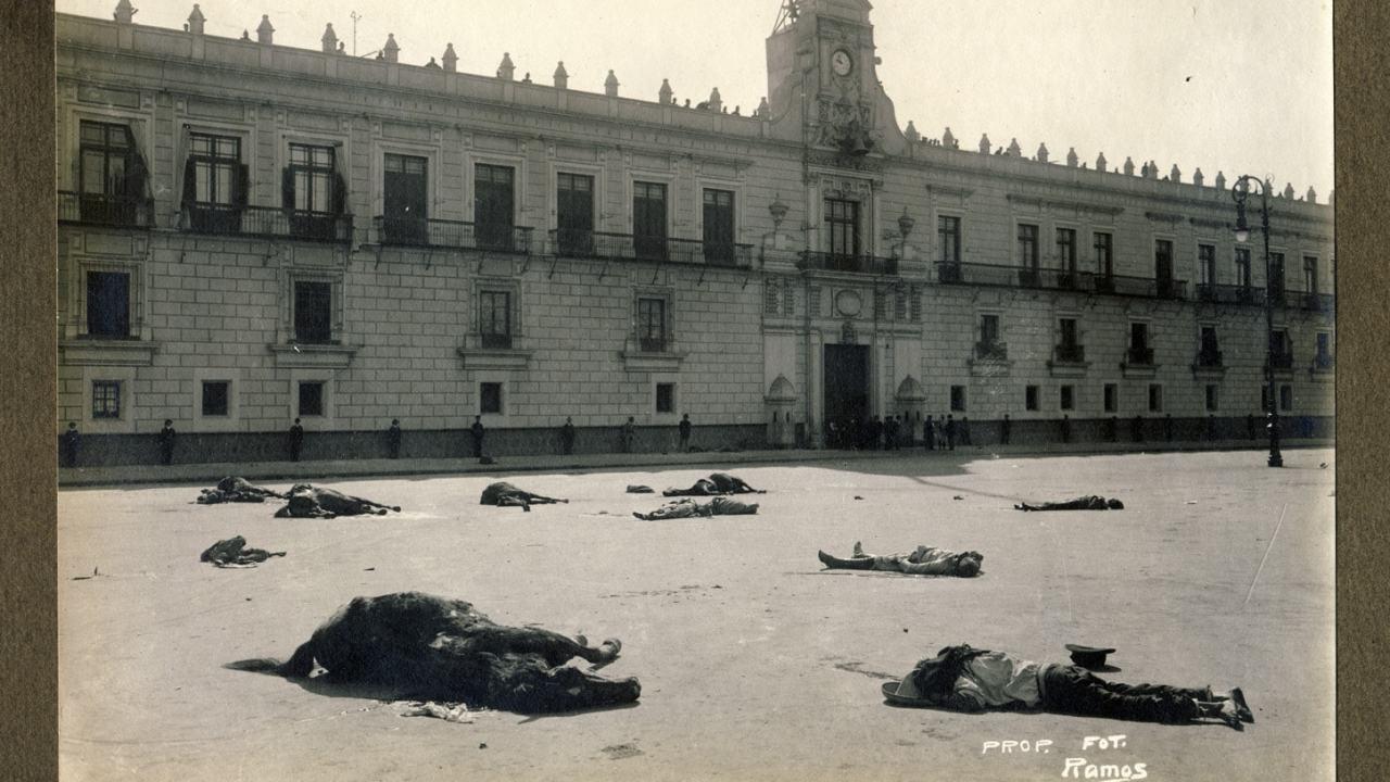 México en la Revolución Mexicana, Foto