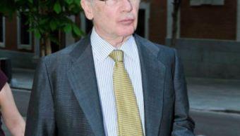 rodrigo rato, exdirector general del FMI