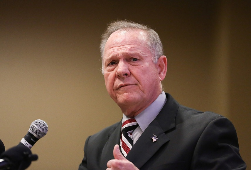 Roy Moore: el político acusado de acoso sexual por cinco mujeres