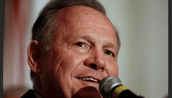 Roy Moore, candidato republicano acusado de abusar de nina