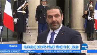 Saad Hariri Confirma Volverá Líbano Primer Ministro
