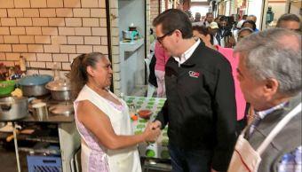 Ciudad de México cumplirá metas de crecimiento, afirma gobierno local
