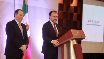 videgaray elogia a meade y niega que sea un destape