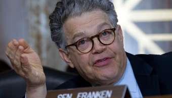 Segunda mujer acusa al senador demócrata Al Franken de acoso sexual