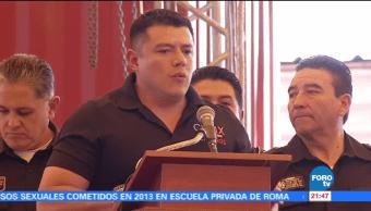 Sindicato de Bomberos niega conflicto con el 'jefe vulcano'