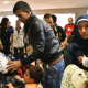 Sirios refugiados en Chile exigen salida tras agresión contra mujer embarazada