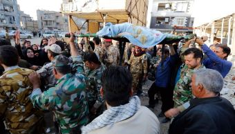 iran decreta dia luto nacional terremoto