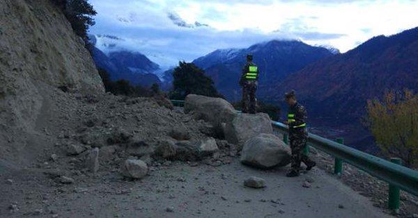 Sismo magnitud 6 3 sacude región autónoma Tíbet