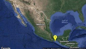 Se siente sismo de 5.5 grados en Oaxaca