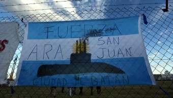 Trump manda mensaje apoyo Argentina búsqueda submarino
