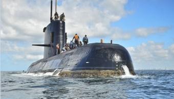 Armada argentina no 'descarta ninguna hipótesis' sobre submarino desaparecidO