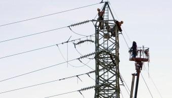 Tarifa eléctrica doméstica no cambia en noviembre