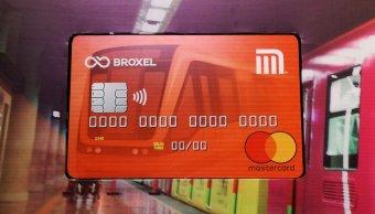 coleccionista logra obtener tarjeta metro exhibirla