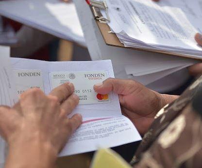 Bansefi detecta clonación de 40 tarjetas entregadas a damnificados de Oaxaca
