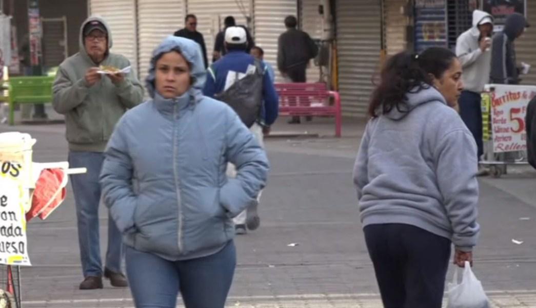Temperaturas bajo cero afectan 16 municipios de Chihuahua