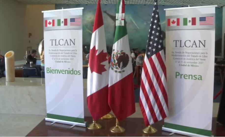 Sesionan 11 grupos de trabajo en segundo día de negociaciones del TLCAN