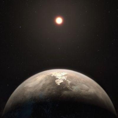 Planeta que podría ser habitable se acerca rápidamente a la Tierra