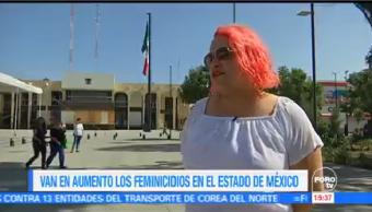 Va Aumento Feminicidios Edomex Ecatepec Encabeza