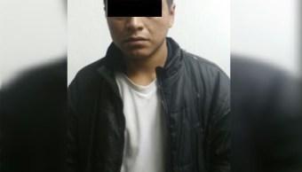 Detienen a presunto responsable de abuso sexual a menor en Metro Pantitlán