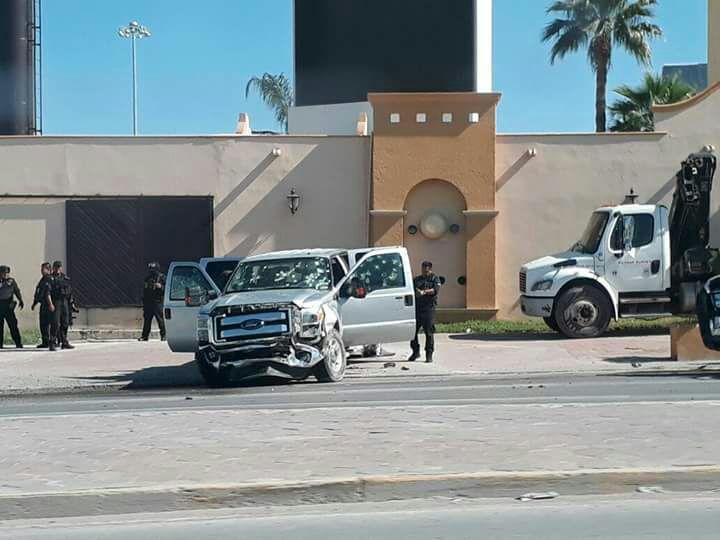 federales cartel golfo tamaulipas enfrentamiento reynosa