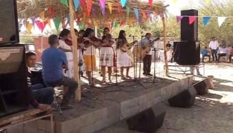 indigenas yaquis encuentro musica regional popular