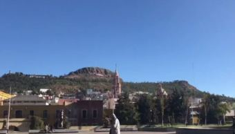 Zacatecas registra el día más frío de la temporada y heladas