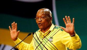 Zuma se despide como líder del Congreso Nacional Africano