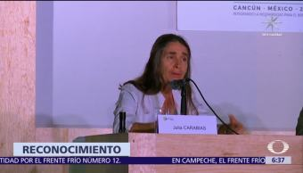 Julia Carabias recibirá la medalla 'Belisario Domínguez' el 6 de diciembre