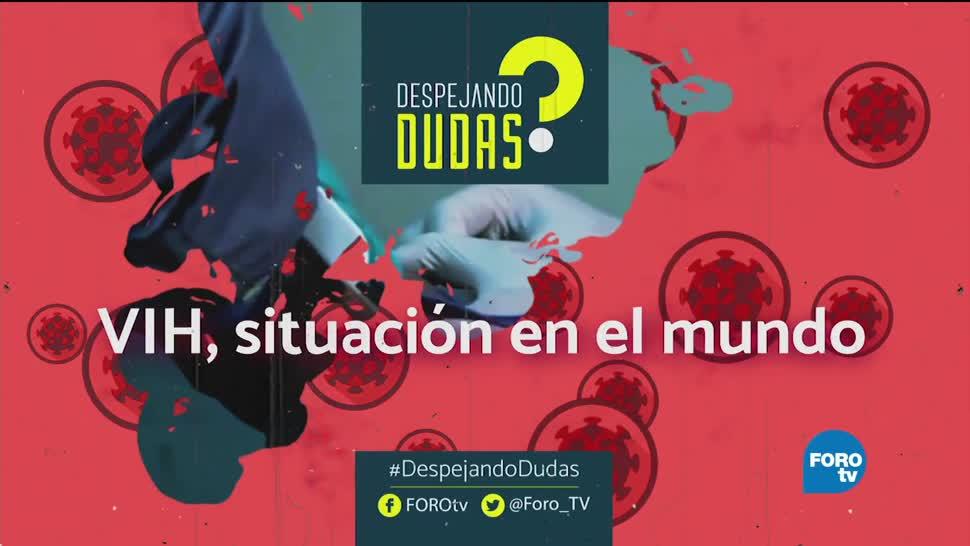 #DespejandoDudas: Lucha mundial contra el SIDA
