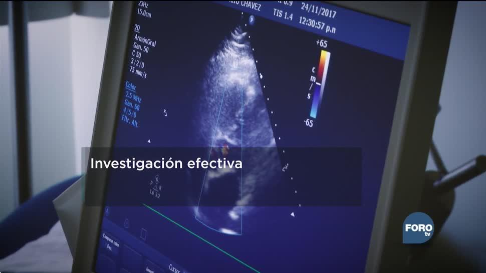 Realizan Investigaciones Combatir Enfermedades Cardiacas