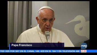Papa confía en solución a crisis humanitaria en Myanmar