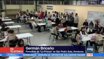 Tribunal Supremo de Honduras reanuda el recuento de votos