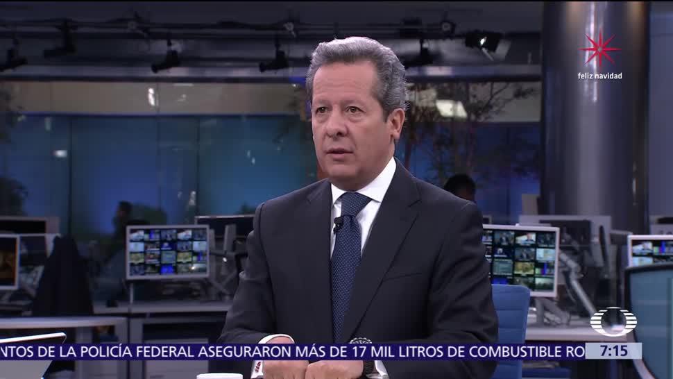 Eduardo Sánchez, vocero de Presidencia, en Despierta